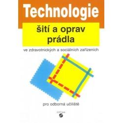 Technologie šití a oprav...