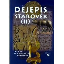 Dějepis - Starověk II