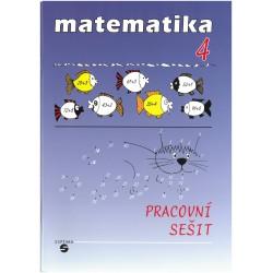 Matematika 4 (pracovní sešit)