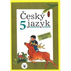 Český jazyk 5 (pracovní sešit)